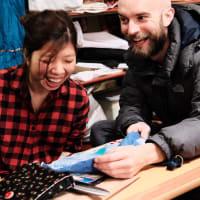 DIY Bag Workshop: Perfect Family Souvenir