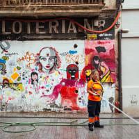 Street-art Bike tour
