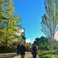 Daytrip to a Village in the province of Avila
