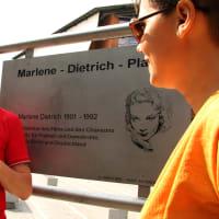 20th Century Icons: David Bowie & Marlene Dietrich