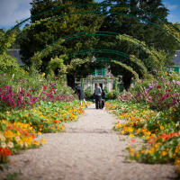 Giverny and the life of an impressionnist