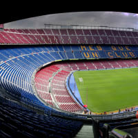 Camp Nou highlights with a sports journalist