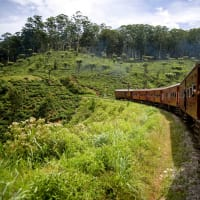 2 Day Scenic Train Journey from Kandy to Ella