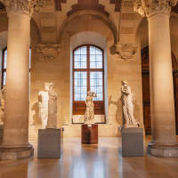 Skip the line: Best of Louvre Tour