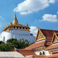 Unique Temple Tour: Wat Saket, Wat Arun & Wat Po
