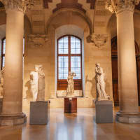 The fate of Mona Lisa - Treasure Hunt at the Louvre museum