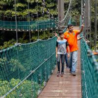 Fun Family Friendly Day in KL: Mini Zoo, Games & Aquarium