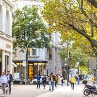 Charlottenburg at Leisure - West Berlin