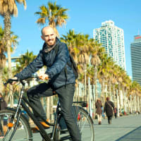 Barcelona's Contemporary Architecture Bike Tour with a Local