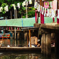 Ultimate Local Floating Market & Boat Tour