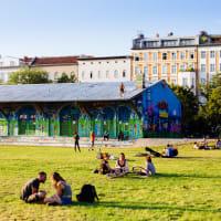 Urban Art and Berlin's B-side Tour