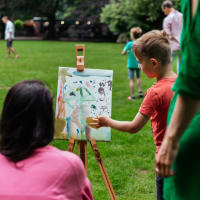 Paint like Michelangelo: Family Friendly Workshop
