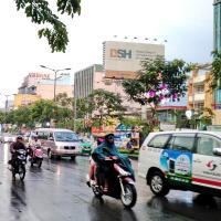 Around Saigon!!