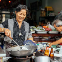 Eat like a local in Old Town Bangkok