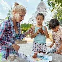 Montmartre Walk & Masterpiece Workshop