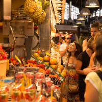2.5 hour Walking Tour with All-you-can-eat tapas included