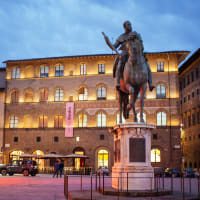 Florence Highlights Tour at Night