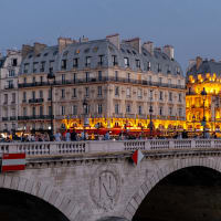 Paris: The City of Lights by Night