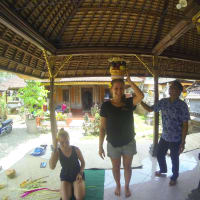 Private Ubud Tour with Traditional Offering Making