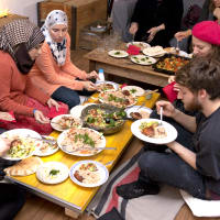 Refugee Dinners