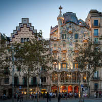 Best of Barcelona by Minivan with Private Driver