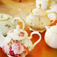 Palazzo Arese Borromeo and a Cup of Tea