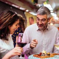 Private Gastronomy Tapas Tour & Wine Pairing