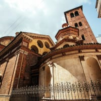 Milan Churches & Architecture Tour