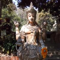 Doi Suthep trekking and sightseeing