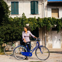 Explore the outskirts of Milan