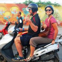 Sunset Westlake Motorbike Tour