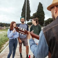 Personalized Local Private Concert for Music Lovers