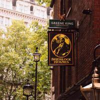 Famous Londoners & Local Tastings