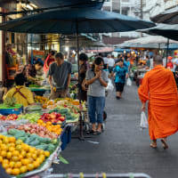 Private Spiritual Morning with Thai Monks