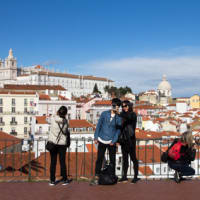 Take the best photos of Lisbon