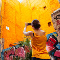 Capture the Moment! Photo & Graffiti Tour for Families