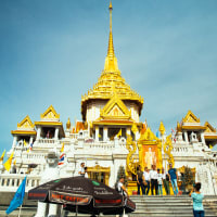 The Grand Palace: the Treasures of Thai Tradition