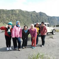 Bromo Sunrise Tour
