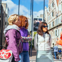 Anne Frank & Jewish Culture: Walking Tour
