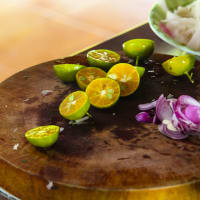Amazing healthy Food with Cu Chi Tunnels Tour