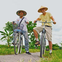 discover more about central java by cycling t