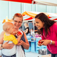 Barcelona's Little Chef: Market Visit & Tasty Food