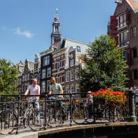 Amsterdam Canals Local Bike Tour