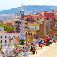Gaudi buildings and Park Guell skip-the-line!