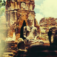 Magical Ayutthaya Cycling Tour
