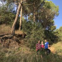 Hike up the Tibidabo Mountain