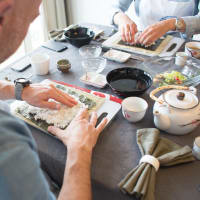 Sushi Workshop: Cook like a Japanese chef!