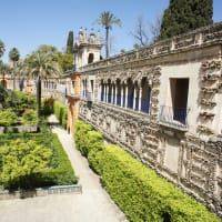 Game of Thrones Tour: Visit the Royal Palace of Dorne