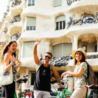 Gaudi Bike tour and Sagrada Familia Skip the Line