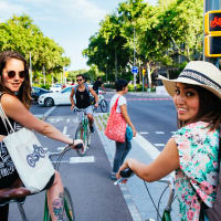Private Gaudí Bike Tour